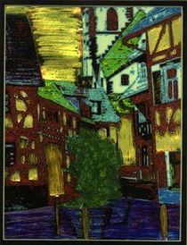 Homage to the old world von Marie Luise Strohmenger
