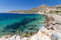 Aegean coast by Evren Kalinbacak