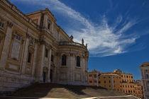Basilica di Santa Maria Maggiore by David Pringle