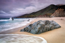 Garrapata Beach, CA von Chris Frost