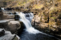 Kisdon Force Waterfall von Chris Frost