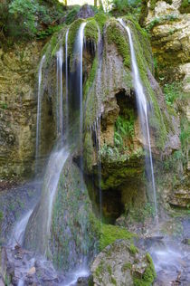 Water fall by dag