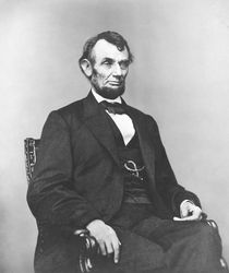 President Lincoln by warishellstore