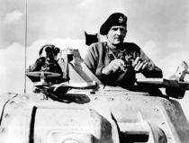 Monty In A Tank von warishellstore