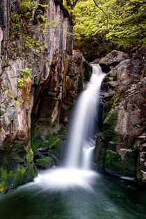 Upper Pecca Falls von Chris Frost