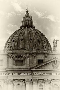 St. Peter's Basilica von David Pringle