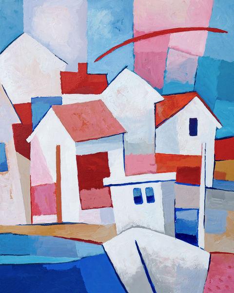 Sunny-village