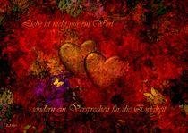 Liebe ist ...... by Eckhard Röder