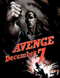 Avenge December 7th by warishellstore