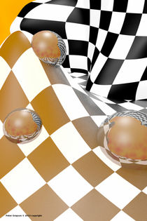 Checkered Past #2 von Peter Grayson