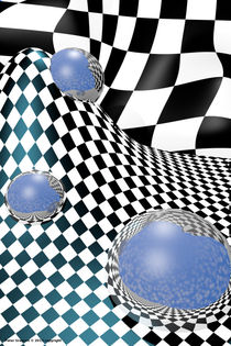 Checkered Past #3 by Peter Grayson