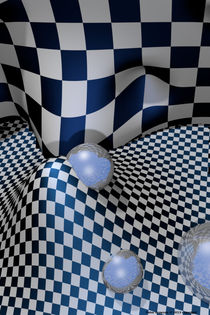 Checkered Past #5 by Peter Grayson