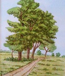 Spaziergang durch Wald und Wiesen by Rena Rady