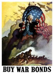 Uncle Sam -- Buy War Bonds by warishellstore