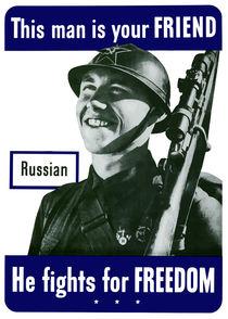 Russian -- This Man Is Your Friend von warishellstore