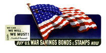 Buy U.S. War Savings Bonds And Stamps Now von warishellstore