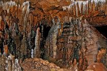 Flowing Metal. Florida Caverns. by chris kusik