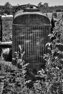 Abandon Tractor  by agrofilms