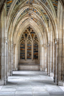 Arcs Of Duke Chapel von agrofilms