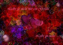 Liebe ist....... by Eckhard Röder