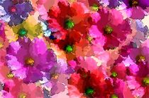Blütenträume von Eckhard Röder