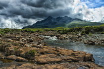 Sgurr nan Gillean by Jacqi Elmslie
