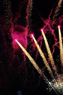 Firework 1 von Michael Beilicke