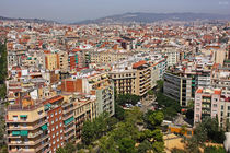 [barcelona] - ... the colours of the city von meleah