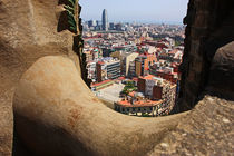 [barcelona] - ... the contrasts of the city by meleah