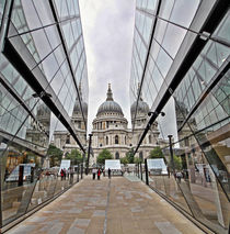 St Pauls Cathedral by Sean Foreman