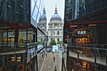 St Paul's Cathedral by Sean Foreman
