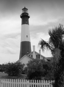 Tybee Island Lighthouse von O.L.Sanders Photography