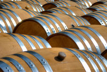 Barrels Of Wine by agrofilms