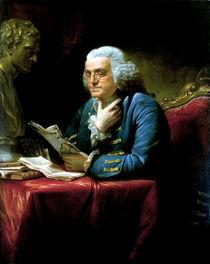 Ben Franklin by warishellstore