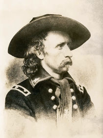 George Armstrong Custer by warishellstore