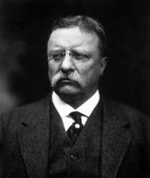 Teddy Roosevelt von warishellstore