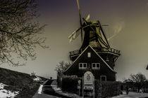 Jork Mühle im Alten Land bei Hamburg von Andreas Jantzen