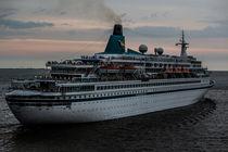 Kreuzfahrtschiff MS Albatros Morten Hansen von Andreas Jantzen