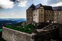 Festung Königstein Sächsische Schweiz von Andreas Jantzen
