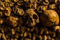 Paris - Les catacombes von Mirko Freudenberger