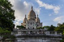 Paris / Sacre Coeur by Mirko Freudenberger