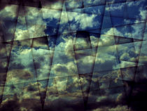 angled clouds by florin