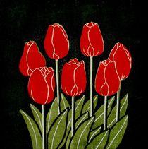 Tulpen by Dieter Tautz