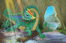 The Alaun Dragon von Alexander Werner