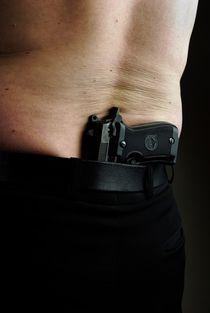 Gun by Marcus Krauß