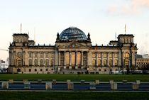 Reichstag by Marcus Krauß
