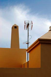 Architektur auf der Insel La Gomera by Marcus Krauß
