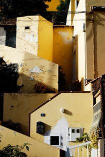 Architektur auf der Insel La Gomera von Marcus Krauß