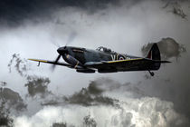 Spitfire TE311 von James Biggadike