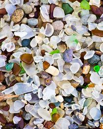 Sea Glass Beach by Priya Ghose